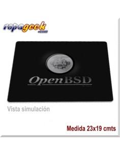 AL0478 Alfombrilla de ratón Open BSD