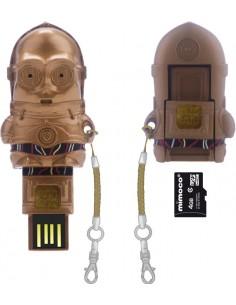 LECTOR TARJETA USB C-3PO