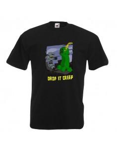 P1219 Minecraft Drop it Creep