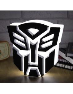 Transformers Lámpara Autobot