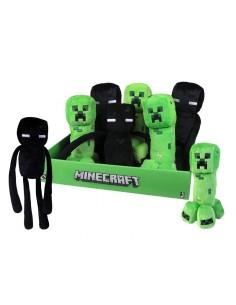 Minecraft Peluche Enderman 18 cm