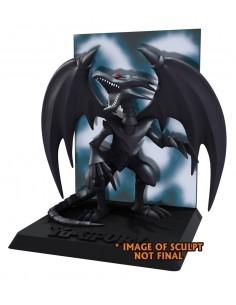 Yu-Gi-Oh Diorama Serie 2 Red Eyes Black Dragon 10 cm
