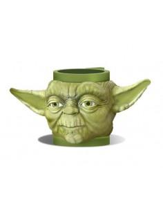 Star Wars Taza 3D Yoda