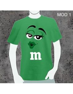P1361  M&M verde