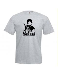 P0077 Camiseta Chuck Norris
